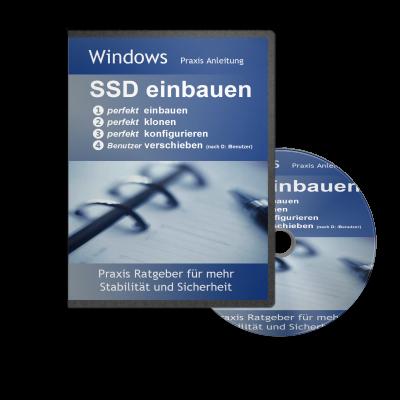 SSD Festplatte einbauen
